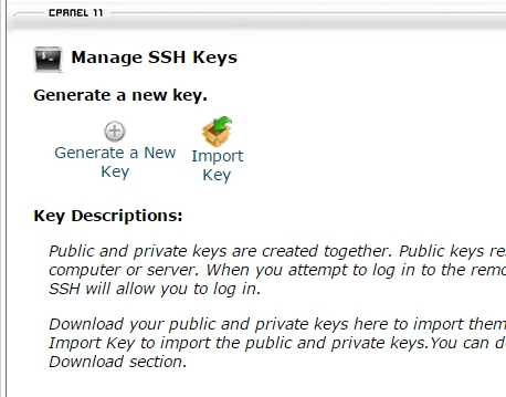 SSH Access | KnowledgeBase